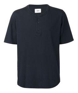 Fadeless   Button T-Shirt