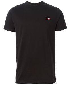 Sam Mc London | Embroidered Logo T-Shirt