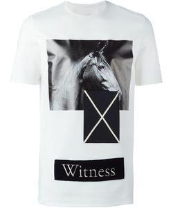 Cy Choi | Witness Printed T-Shirt