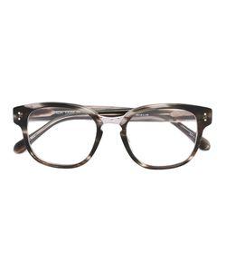 Linda Farrow | Square Frame Sunglasses Womens Size 49 Acetate/Metal