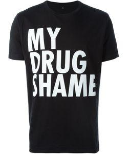 House Of Voltaire   Jeremy Deller My Drug Shame T-Shirt
