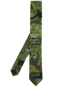 Givenchy | Camouflage Print Tie Mens Cotton