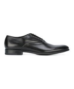 FABI   Classic Oxfords Mens Size 42 Calf Leather/Leather/Rubber