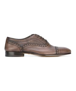 FABI | Classic Brogues Mens Size 45 Calf Leather/Leather