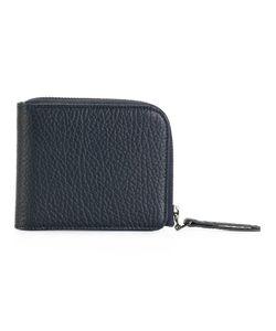 Maison Margiela | Fold Out Zip Wallet Mens Leather