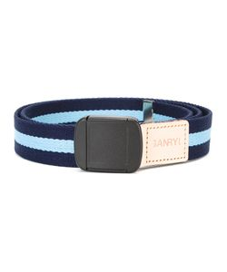 Ganryu Comme Des Garcons | Striped Belt Mens Acrylic/Nylon/Polypropylene