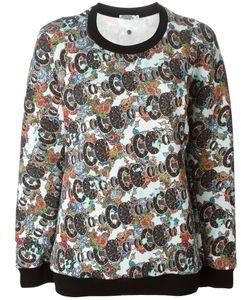 Jean-Paul Lespagnard | Floral Graphic Print Sweatshirt