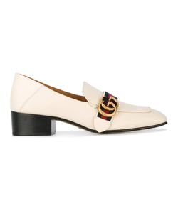 Gucci   Peyton Loafers Womens Size 39 Leather/Cotton