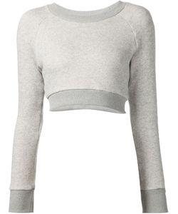 Dominic Louis | Cropped Sweatshirt