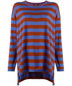 Odeeh | Striped Jumper Womens Size 40 Virgin Wool