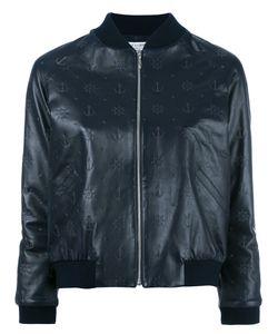 Roseanna   Boat Detail Jacket Womens Size 36 Lamb Skin/Viscose