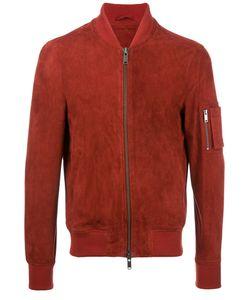 Desa | 1972 Zip Up Jacket Mens Size 50 Suede/Cotton
