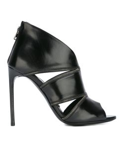 Tom Ford | Cut-Out Detail Ankle Boots Womens Size 38 Calf