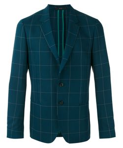 Paul Smith | Checked Blazer Mens Size 42 Wool