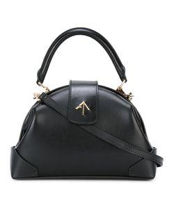 Manu Atelier | Demi Frame Crossbody Bag Womens Leather