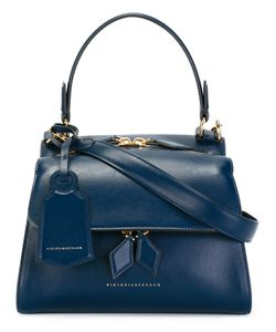 Victoria Beckham | Mini Full Moon Bag Womens Calf Leather/Polyamide/Polyurethane