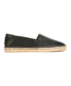 Givenchy | Classic Espadrilles Mens Size 39 Lamb Skin/Leather/Jute/Rubber
