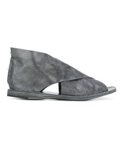 Officine Creative | Wrap Front Sandals Womens Size 40 Calf Leather/Leather