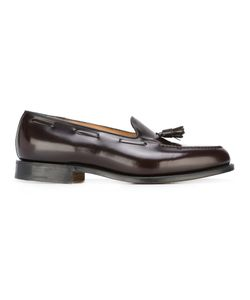 Church's | Tassel Loafers Mens Size 8 Calf Leather/Leather/Polyurethane