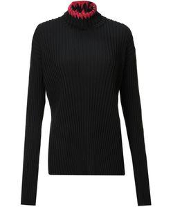 Akane Utsunomiya | Ribbed Roll Neck Sweater