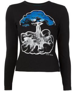 Claire Barrow   Print Sweatshirt
