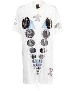 Bernhard Willhelm | Fringed Disk T-Shirt