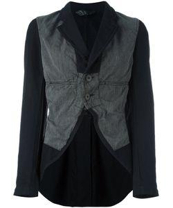 Comme Des Garçons | Vintage Contrast Tail Jacket Womens Size Small