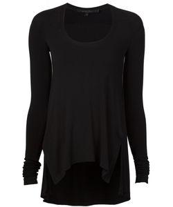 Urban Zen   Scoop Neck T-Shirt