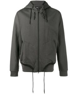 Y-3 | Zipped Hoodie Mens Size Small Cotton