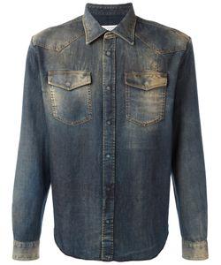 Maison Margiela | Denim Shirt Mens Size 41 Cotton