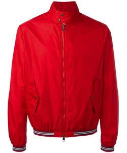 Moncler | Contrast Trim Lightweight Jacket Mens Size Ii Polyamide