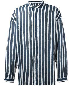 E. Tautz | George Shirt Mens Size Xs Linen/Flax