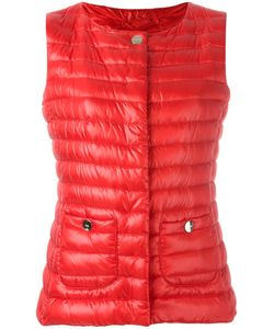 Herno | Padded Gilet Womens Size 46 Polyamide/Feather Down