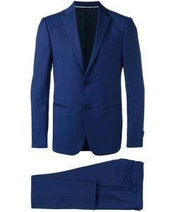 Z Zegna | Formal Suit Mens Size 52 Wool/Cupro