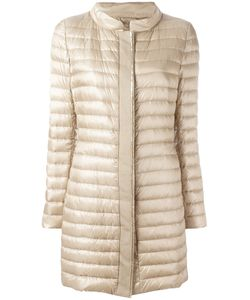 Herno | Padded Coat Womens Size 44 Cotton/Polyamide/Feather Down