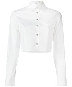Jourden | Cropped Shirt Womens Size 36 Cotton
