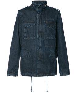 Prps | Multiple Pockets Denim Jacket Mens Size Large Cotton
