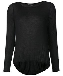 Alexandre Plokhov | Long Sleeve Gathered T-Shirt