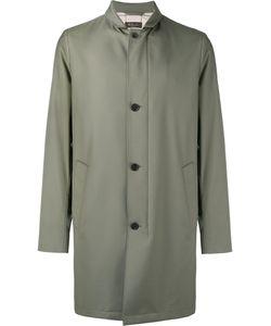 Loro Piana | Single Breasted Coat Mens Size Xl Polyester/Polyamide