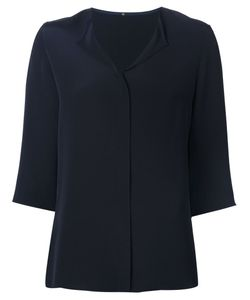 Peter Cohen | Concealed Fastening Three-Quarter Length Sleeve Shirt