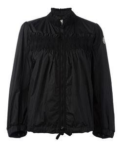 Moncler | Ruche Panel Jacket Womens Size 2 Polyamide