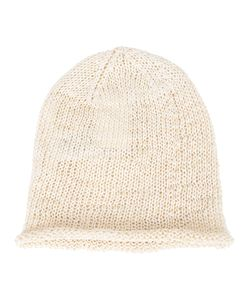 Isabel Benenato | Perforated Beanie Cotton