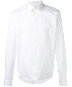 Les Hommes | Classic Shirt Mens Size 56 Cotton/Spandex/Elastane