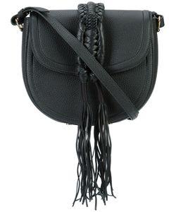 Altuzarra | Ghianda Saddle Crossbody Bag Womens Leather/Linen/Flax