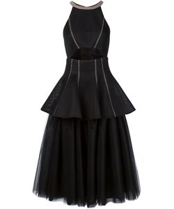 Dominic Louis | Mesh And Tulle Dress