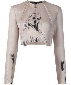 Dominic Louis | Printed Mesh Jacket