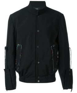 Berthold   Stand Up Collar Bomber Jacket