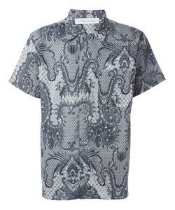 James Long | Paisley Print Shirt