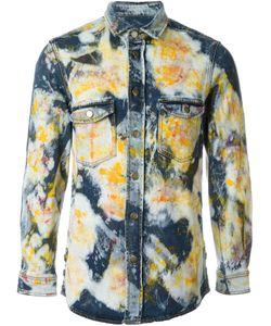 James Long | Painted Denim Shirt