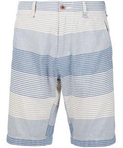 Alex Mill | Striped Knee Shorts